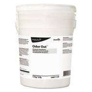 Diversey Odor Out Odor Counteractant Pellets, Fresh Floral, Pink, 16 lb Pail (DVO100871126)