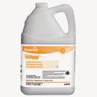Diversey Stride Neutral Cleaner, Citrus, 1 gal, 4 Bottles/Carton (DVO903904)
