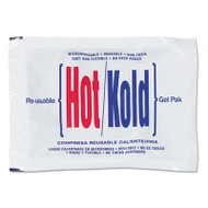 """PhysiciansCare by First Aid Only Reusable Hot/Cold Pack, 8.63"""" Long, White (FAO13462)"""