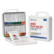 First Aid Only Weatherproof ANSI Class A+ First Aid Kit for 50 People, 24 Pieces (FAO90601)
