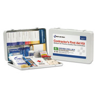 First Aid Only Contractor ANSI Class B First Aid Kit for 50 People, 254 Pieces (FAO90671)