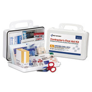 First Aid Only Contractor ANSI Class A+ First Aid Kit for 25 People, 128 Pieces (FAO90753)