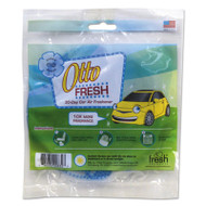 Fresh Products Otto Fresh Air Freshener Screen, Clean Breeze, 12/Box (FRSOTTOCLBR)