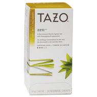 Tazo Tea Bags, Zen, 1.82 oz, 24/Box (TZO149900)