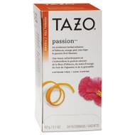 Tazo Tea Bags, Passion, 2.1 oz, 24/Box (TZO149903)