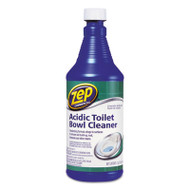 Zep Commercial Acidic Toilet Bowl Cleaner, 32 oz Bottle (ZPE1046423)
