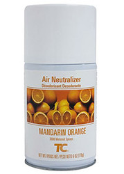 Rubbermaid Standard Size Refills (Case of 12) - Mandarin Orange