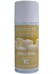 Rubbermaid Microburst 3000 Refills (Case of 12) - Vanilla Royale