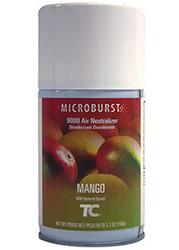 Rubbermaid Microburst 9000 Refills (Case of 4) - Mango