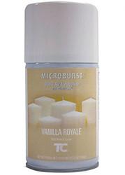 Rubbermaid Microburst 9000 Refills (Case of 4) - Vanilla Royale
