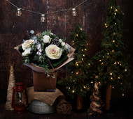 Christmas Bouquet - Woodland Joy