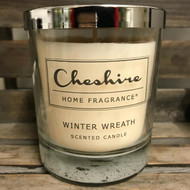 Fabulous seasonally fragranced candle from the popular Cheshire Home Fragrance range, produced locally to our shop. Arrives with a fully branded box and gift bag.