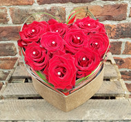 SOLD OUT Valentine Flowers - The Rose Box
