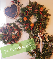 During our fun two hour workshop, you will prepare a traditional, wire framed mossed wreath.  Using a selection of festive foliages and natural seasonal decorations, our workshop will be suitable for absolute beginners who wish to try a new hobby or for those already familiar with working with flowers and/or foliage. Feel free to bring any additional decorations that you wish to incorporate within your wreath.  All Materials, Tools and festive Refreshments provided. Please wear sensible flat closed-toe shoes and warm clothing.  Places are limited on each date (up to 10 spaces per workshop)   Venue for this workshop: St Anne's Church Hall, Nursery Lane, Wilmslow, SK9 5JG  Workshop Duration: 2 hours. Please kindly arrive a few minutes before we are due to start.  Further joining instructions will be emailed to you nearer to the time!