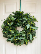 Natural and Traditional 'Green' Wreath