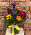 Our 'Chelsea Vase' is proving very popular.  Our freshest flowers are beautifully arranged by one of our Florists, and placed in a contemporary shaped vase.  If you have a particular colour scheme in mind do let us know in the comments - without instruction we will provide our Florist's choice on the day.  These are the ideal gift when you are unsure if the recipient will have a suitable vase or not! (Perfect for a New Home gift, we find!)