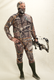 Copperhead Clothing Complete Mossy Oak Base Layer Set - Action Shot
