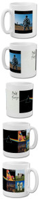 Pink Floyd Album Art Mug - Free UK Delivery