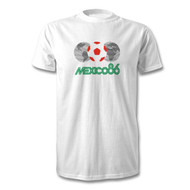 Mexico '86 Retro T-Shirt - Free UK Delivery