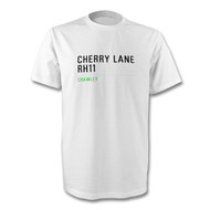 Furnace Green Rovers Street Sign T-Shirt