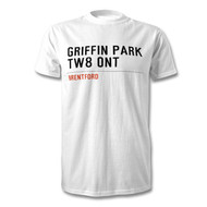 Brentford Road Sign T-Shirt - Griffin Park