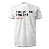 Brentford Road Sign T-Shirt - Griffin Park