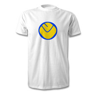 Leeds United Retro T-Shirt - Free UK Delivery