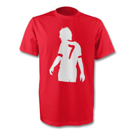 LFC Kenny Dalglish T-Shirt- Free UK Delivery