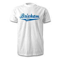 Brixham 2012 T-Shirt - White