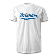 Brixham 2012 T-Shirt - White