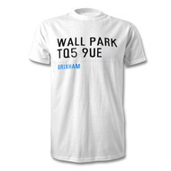 Brixham Wall Park Road Sign T-Shirt