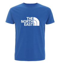 North East T-Shirt In Hartlepool United Colours - Free UK Delivery