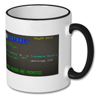 Newport County 0 : Tranmere Rovers 1 Ceefax Mug - Free UK Delivery