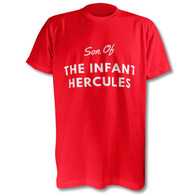 Son Of The Infant Hercules - Boro Colours - NHS Fundraising T-Shirt