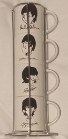 Beatles Stacker Mug Set - Free UK Delivery