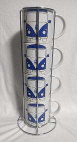 EFC Camper Van Stacker Mug Set - Free UK Delivery