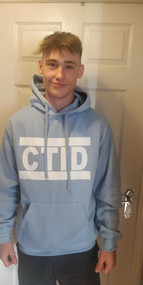 Manchester City - CTID Hoodie - Free UK Delivery