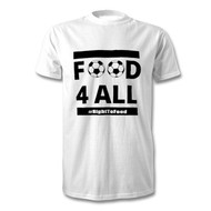 Food For All - Foodbank Fundraising T-Shirt
