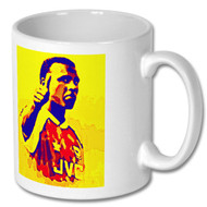 David 'Rocky' Rocastle mug - Free UK Delivery