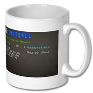 Manchester City 10 -1 Mug - Free UK Delivery