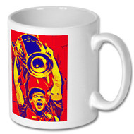 Steven Gerrard, Champions League Mug - Free UK Delivery