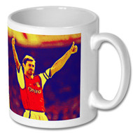 Tony Adams Arsenal - Pop Art Mug - Free UK Delivery