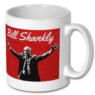 Bill Shankly - Legends Mug - Free UK Delivery