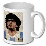 Maradona - Legends Mug - Free UK Delivery