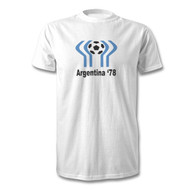 Retro Argentina '78 T-Shirt - Free UK Delivery