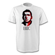 Eric Cantona - Legends - Tee Shirt - Free UK Delivery