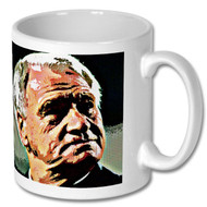 Sir Bobby Robson - Legends - Mug - Free UK Delivery