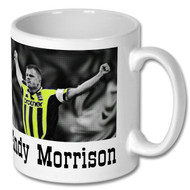 MCFC Andy Morrison Mug - Free UK Delivery