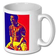 Gary Neville, Man United Captain Mug - Free UK Delivery