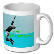 Bert Trautmann Full Colour Mug - Free UK Delivery